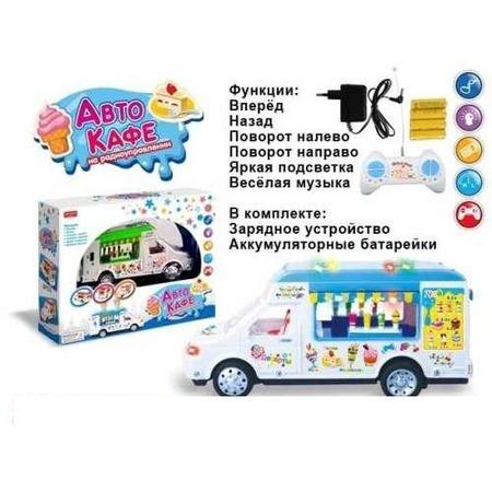 Купить Машина радиоуправляемая Zhorya «Авто Кафе» Х75351