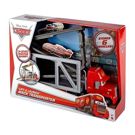Купить Машинка игрушечная Mattel Трейлер Мас