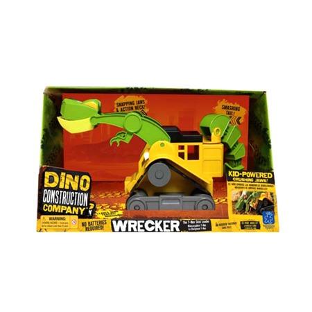 Купить Конструктор - игровой набор Daesung Экскаватор-динозавр 4152