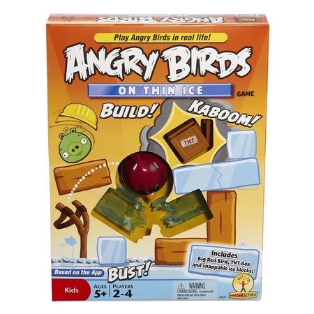 Купить Настольная игра Angry Birds 2