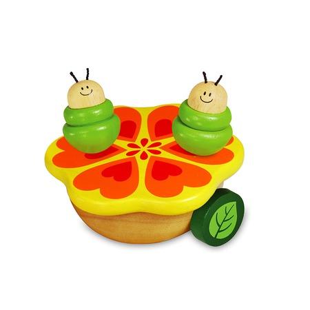 Купить Игрушка музыкальная I'm toy «Танцующие гусенички»