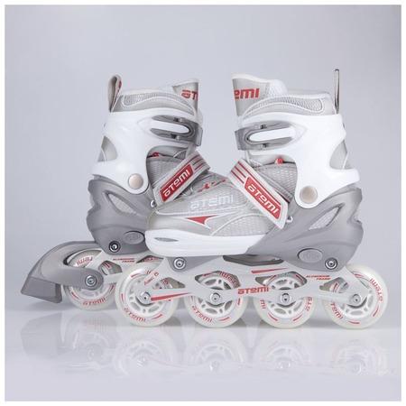 Купить Детские роликовые коньки ATEMI AJIS-01