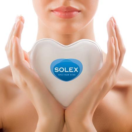 Грелка солевая Solex VITA