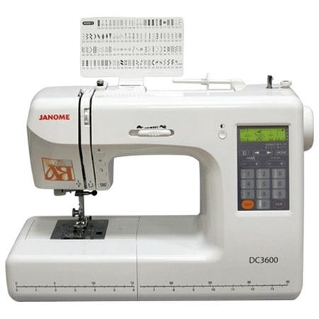 Купить Швейная машина JANOME DC 3600