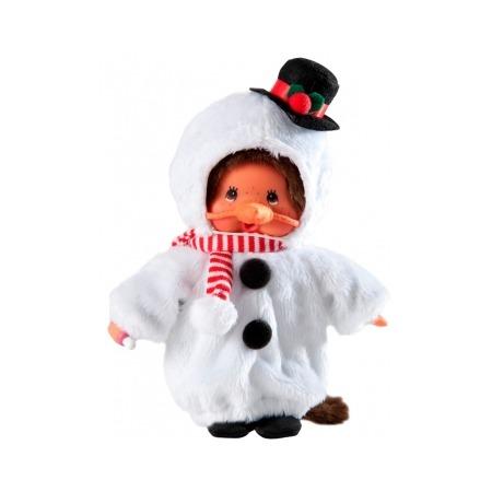Купить Мягкая игрушка Sekiguchi Снеговик