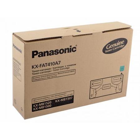 Купить Тонер-картридж Panasonic KX-FAT410A7