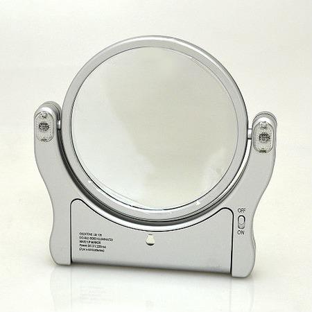Купить Зеркало косметологическое двустороннее с подсветкой Gezatone Lm105