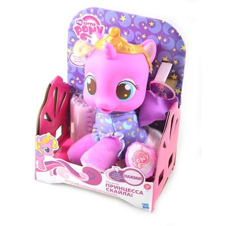 Купить Набор игровой для девочек Hasbro Малыш Спайк и Малютка Радуга. В ассортименте.