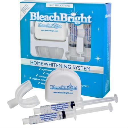 Купить Отбеливающая система для зубов BleachBright Home Whitening System