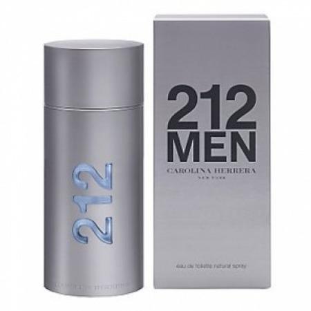 Купить Дезодорант-спрей для мужчин Carolina Herrera 212 Men