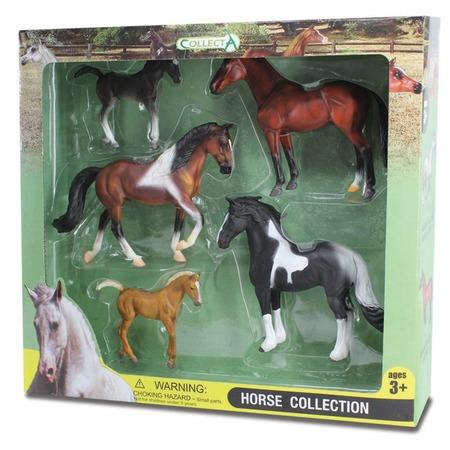 Купить Набор фигурок Gulliver «Лошади»