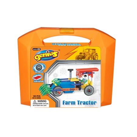 Купить Конструктор игровой Genius «Трактор фермера»