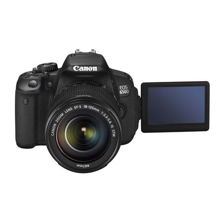 Купить Фотокамера цифровая Canon EOS 650D Kit EF-S 18-135mm STM