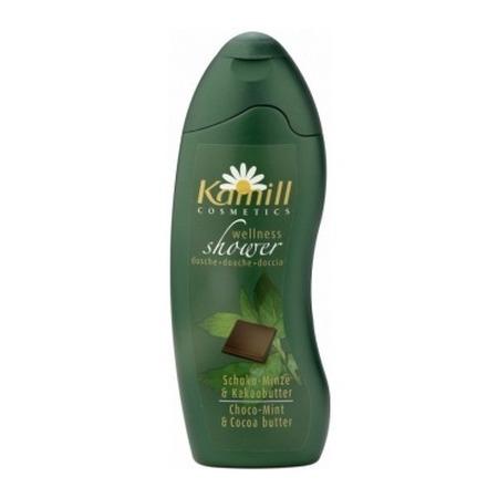 Купить Гель для душа Kamill Шоколадная мята с маслом какао