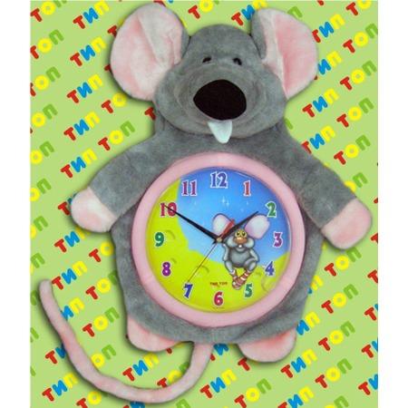 """Купить Часы настенные Тип Топ """"Крысенок Крыся"""""""
