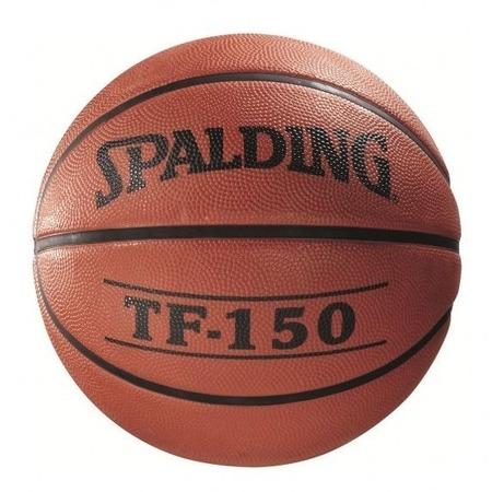 Купить Мяч баскетбольный Spalding TF-150 Rubber