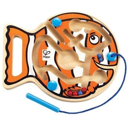 Купить Игрушка развивающая Hape «Рыбка»