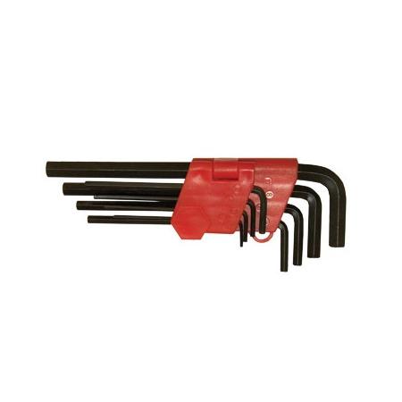 Купить Набор ключей имбусовых MATRIX HEX