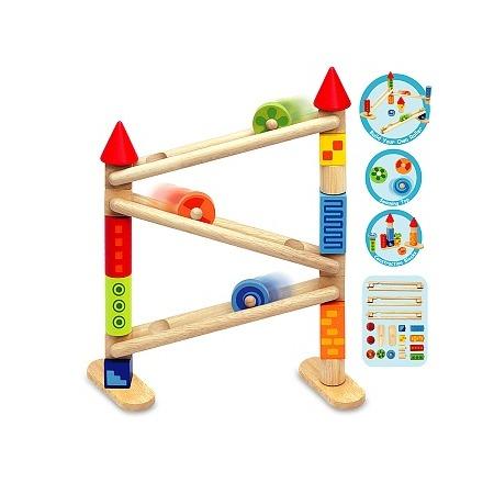 Купить Кугельбан-конструктор I'm toy «Две башенки»