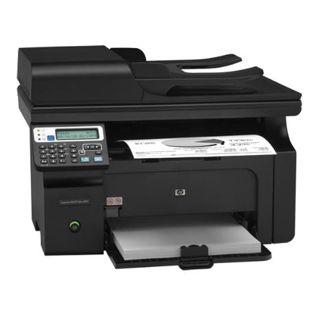 Купить Многофункциональное устройство HP LaserJet Pro M1217nfw RU