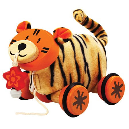 Купить Каталка I'm toy «Тигренок»