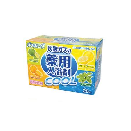 Купить Соль для ванны охлаждающая HAKUGEN Bath King