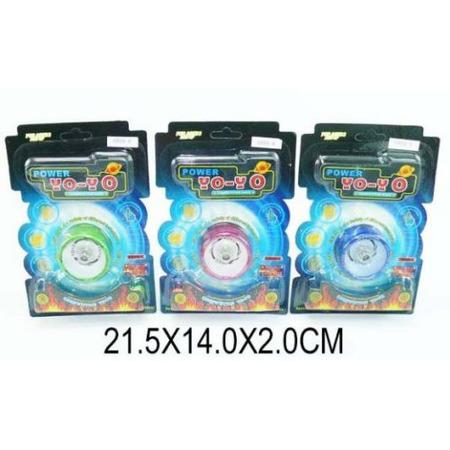 Купить Игрушка йо-йо Shantou Gepai 0809-6. В ассортименте