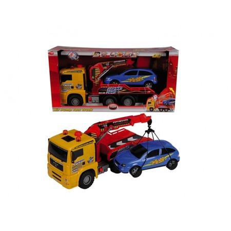 Купить Эвакуатор с машинкой Dickie игрушечный