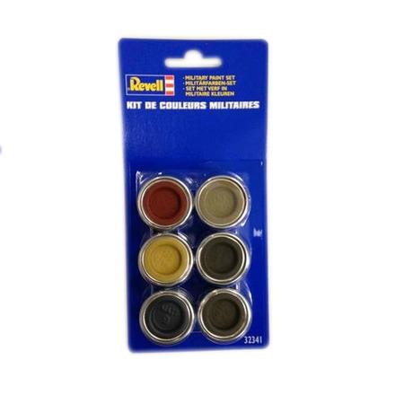 Купить Набор красок для военной техники Revell