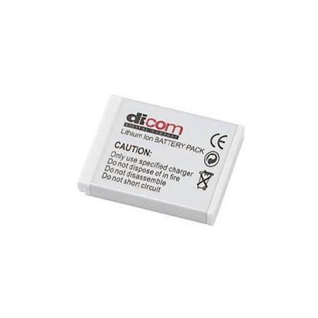 Купить Аккумулятор для фотокамеры Dicom DC-6L