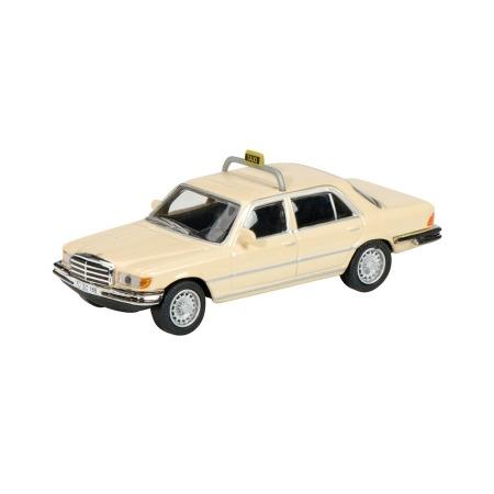 Купить Модель автомобиля 1:87 Schuco MB S-Class Taxi