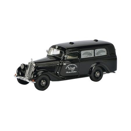 Купить Модель автомобиля 1:43 Schuco MB 170V FUNERAL CAR