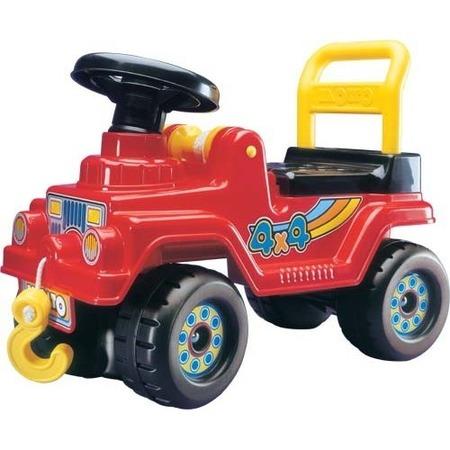 Купить Машина-каталка POLESIE Джип 4Х4 №2. В ассортименте