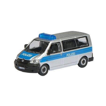 Купить Модель автомобиля 1:87 Schuco VW T5 POLIZEI