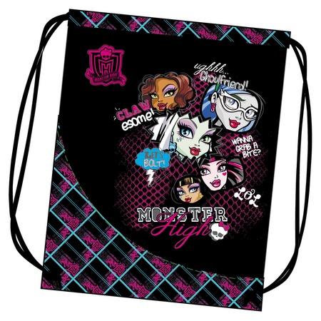 Купить Мешок для обуви Monster High «Граффити»