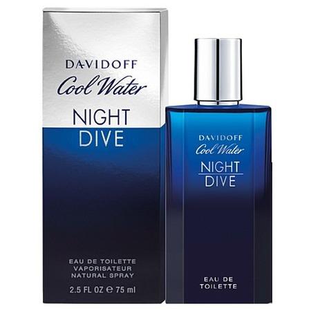 Купить Туалетная вода для мужчин Davidoff Cool Water Night Dive