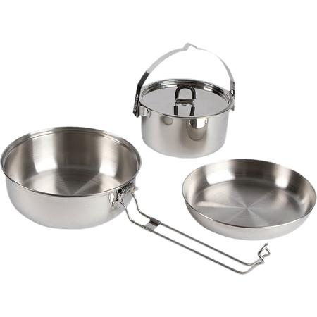 Купить Набор посуды Tatonka Camp Set Regular