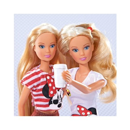 Купить Кукла Штеффи с аксессуарами Simba Minnie Mouse