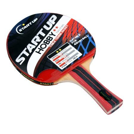 Ракетка для настольного тенниса Start Up Hobby 2Star с прямой ручкой