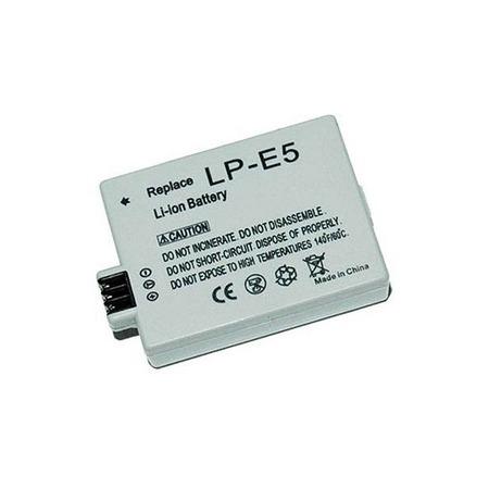 Купить Аккумулятор для фотокамеры Dicom DC-LPE5