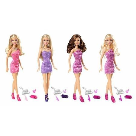 Купить Кукла Mattel Сияние моды. В ассортименте