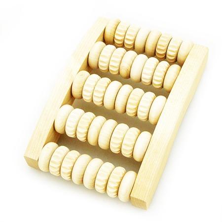 Купить Массажер для ног малый мелкорифленый Тимбэ Продакшен 4119
