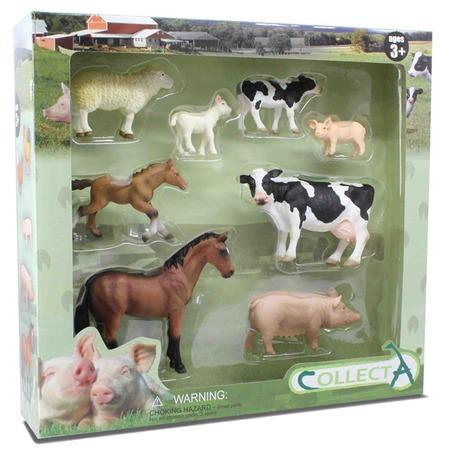 Купить Набор фигурок Gulliver «Обитатели фермы»