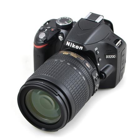Купить Фотокамера цифровая Nikon D3200 Kit 18-105 VR