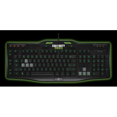 Купить Клавиатура Logitech G105