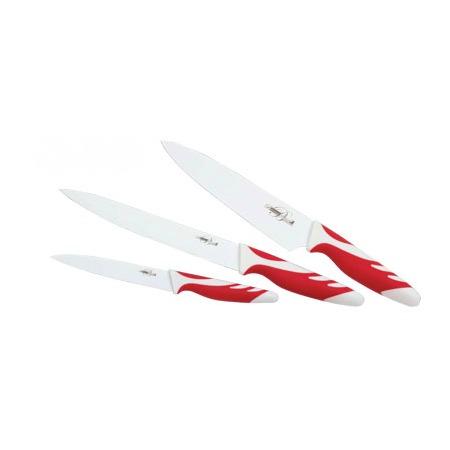 Купить Набор ножей BartonSteel BS-9023/3. В ассортименте