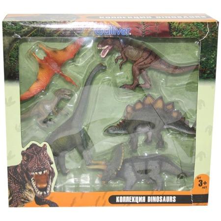 Купить Набор фигурок Gulliver «Динозавры»