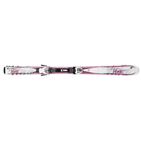 Купить Лыжи горные Blizzard Junior Viva IQ JR+IQ-4.5 70-120 (2013-14)