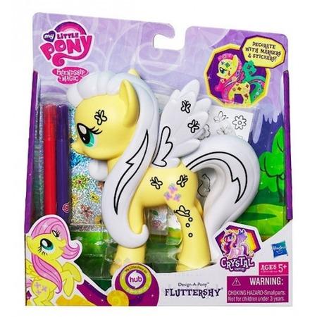 Купить Набор игровой для девочек Hasbro Укрась пони. В ассортименте