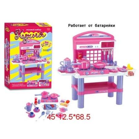 Купить Кухня с аксессуарами игрушечная Zhorya Х75388
